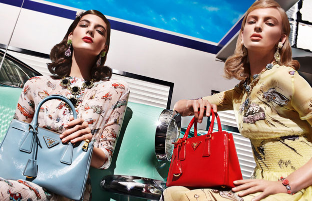 Prada Does 1950s Rockabilly Style 5