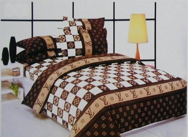 35 Things That Shouldn't Be Louis Vuitton-Monogrammed - Louis Vuitton bedding photo