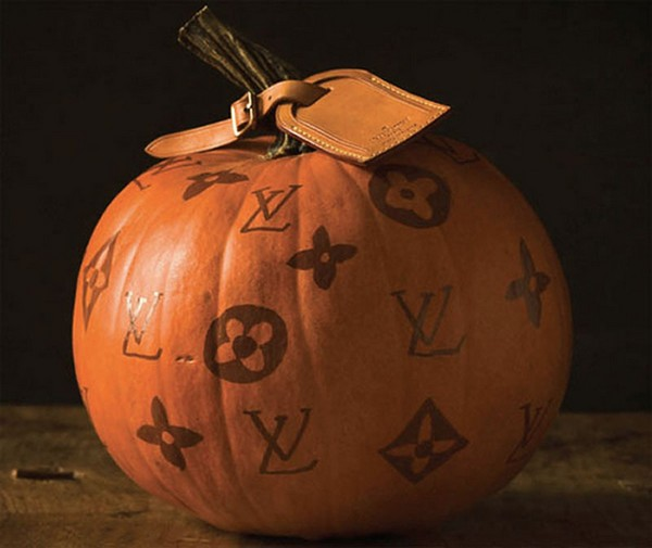 35 Things That Shouldn't Be Louis Vuitton-Monogrammed - Louis Vuitton pumpkins photo