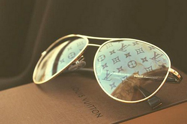 35 Things That Shouldn't Be Louis Vuitton-Monogrammed - Louis Vuitton sunglasses photo