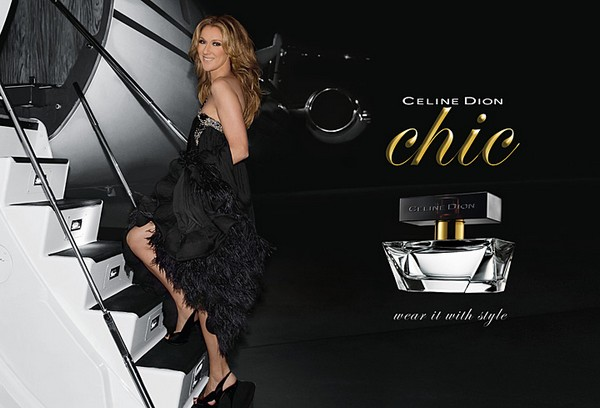 Chic Fragrance by Celine Dion perfume photo