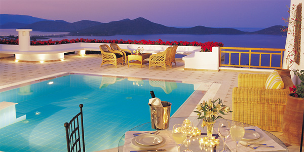 Elounda Gulf Villas, Crete, Greece photo 11 - Swimming Pool