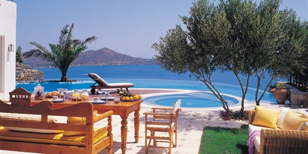 Elounda Gulf Villas, Crete, Greece photo 19 - Spa villa Minos