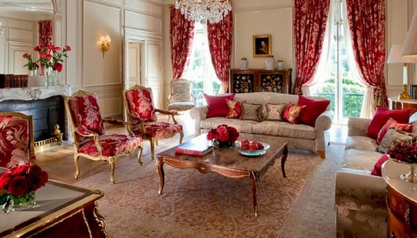 Extravagant New Suites at Le Meurice hotel Paris photo 1