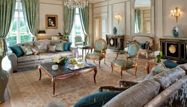 Extravagant New Suites at Le Meurice hotel Paris photo 3