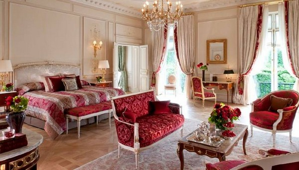 Extravagant New Suites at Le Meurice hotel Paris photo 4