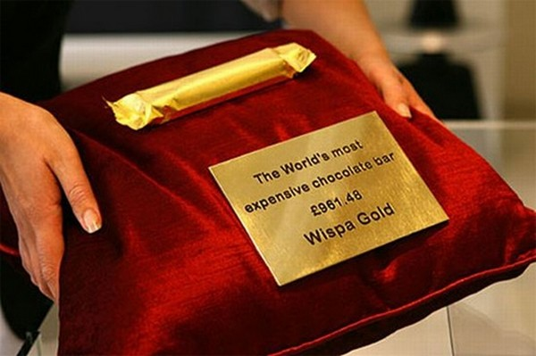 The Most Expensive Chocolate Bar in the World photo 1