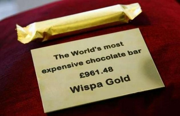The Most Expensive Chocolate Bar in the World photo 2