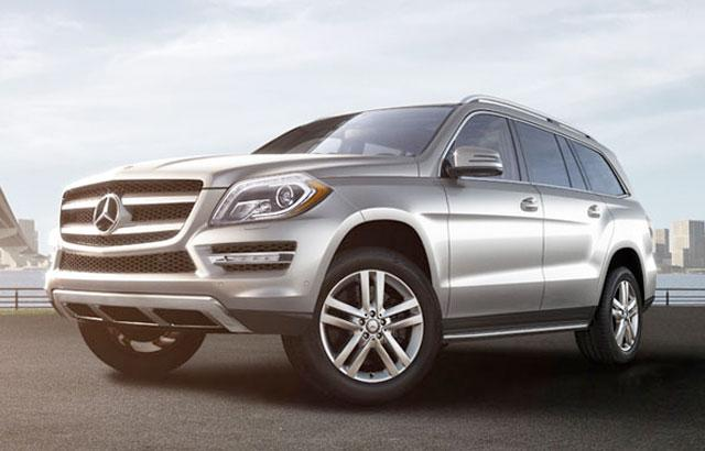 Top 14 luxury suvs 2013 luxury pictures for Expensive mercedes benz suv