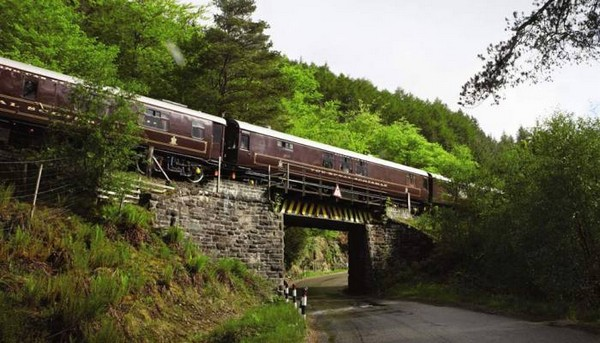 Training Days - Explore Scotland aboard the Royal Scotsman photo 1