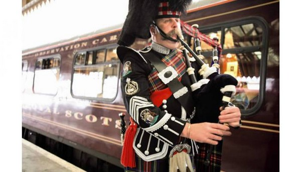 Training Days - Explore Scotland aboard the Royal Scotsman photo 2