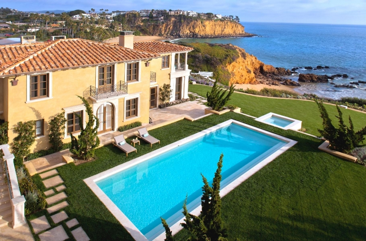 America s most expensive homes for sale luxury pictures for Mansions in orange county