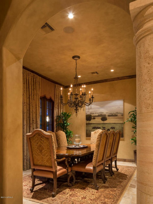 1.10 acre luxury home in Paradise Valley, Arizona-13