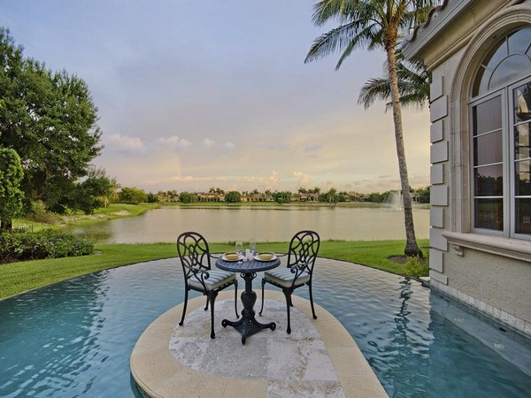 1.76 Acre Lakefront Estate in Naples, Florida-11
