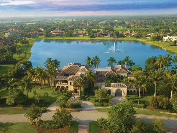 1.76 Acre Lakefront Estate in Naples, Florida-13