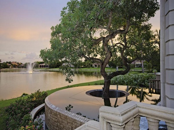 1.76 Acre Lakefront Estate in Naples, Florida-15