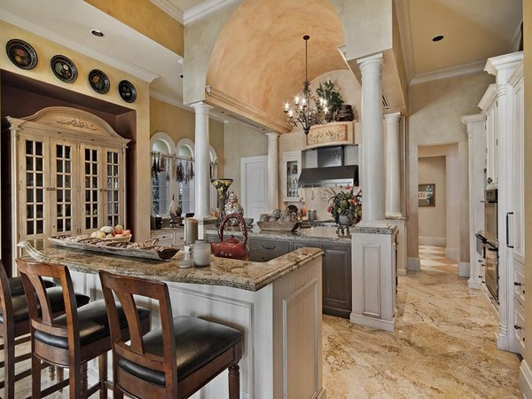 1.76 Acre Lakefront Estate in Naples, Florida-17