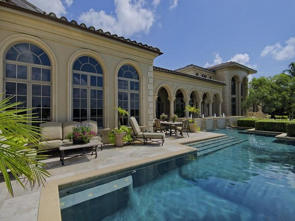 1.76 Acre Lakefront Estate in Naples, Florida-19
