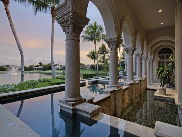 1.76 Acre Lakefront Estate in Naples, Florida-7