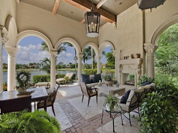 1.76 Acre Lakefront Estate in Naples, Florida-8