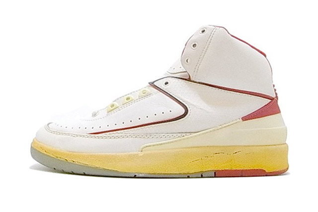 10 of the Most Stupidly Expensive Sneakers Ever - AIR JORDAN 2 (1986 OG) ,000