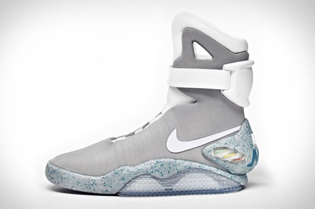 10 of the Most Stupidly Expensive Sneakers Ever - NIKE AIR MAG ,500