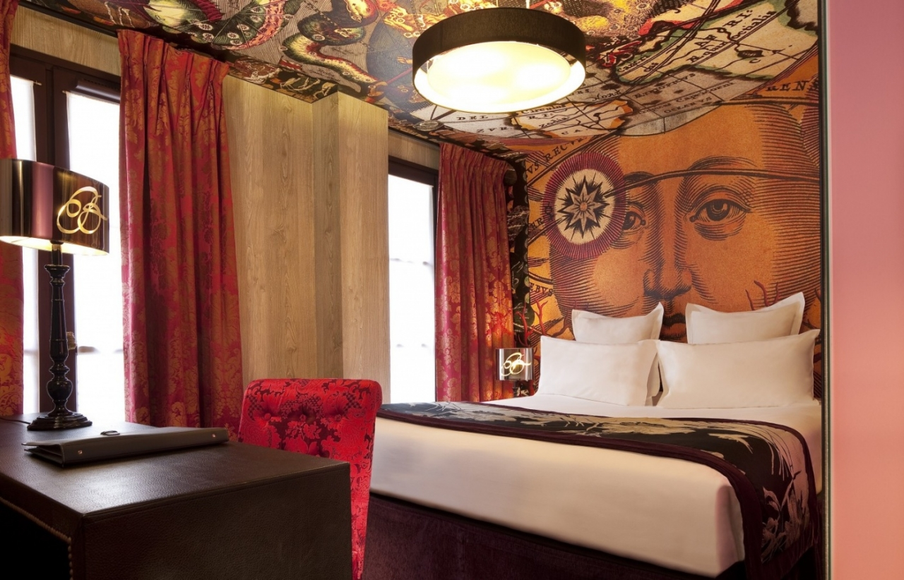 The best luxury boutique hotels for fashionistas