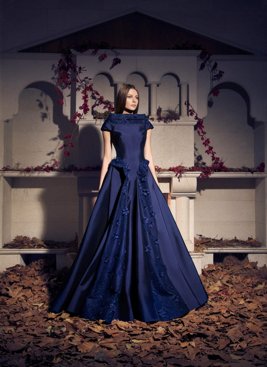 Tarek Sinno Haute Couture Autumn/Winter 2014/2015