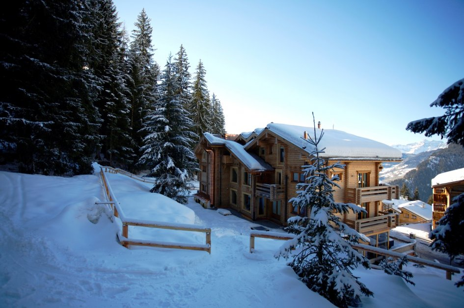 Luxury Ski Chalets The Lodge Verbier Switzerland Luxury Pictures
