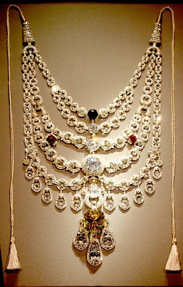 #2 The Patiala Necklace:  Million In The Year 1948