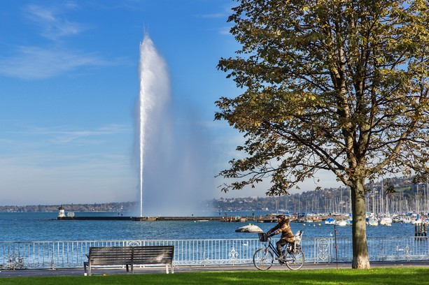 The Most Expensive Cities In The World: 3. Geneva, Switzerland