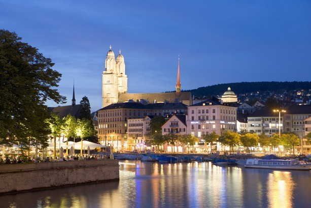 The Most Expensive Cities In The World: 4. Zurich, Switzerland