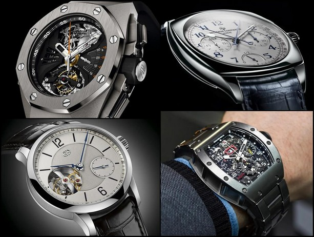 7 Luxury Watches Presented during the SIHH 2015