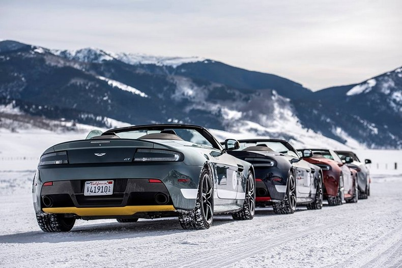 Aston Martin On Ice 2016 in Colorado 1