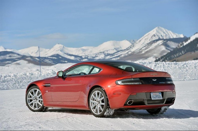 Aston Martin On Ice 2016 in Colorado 10
