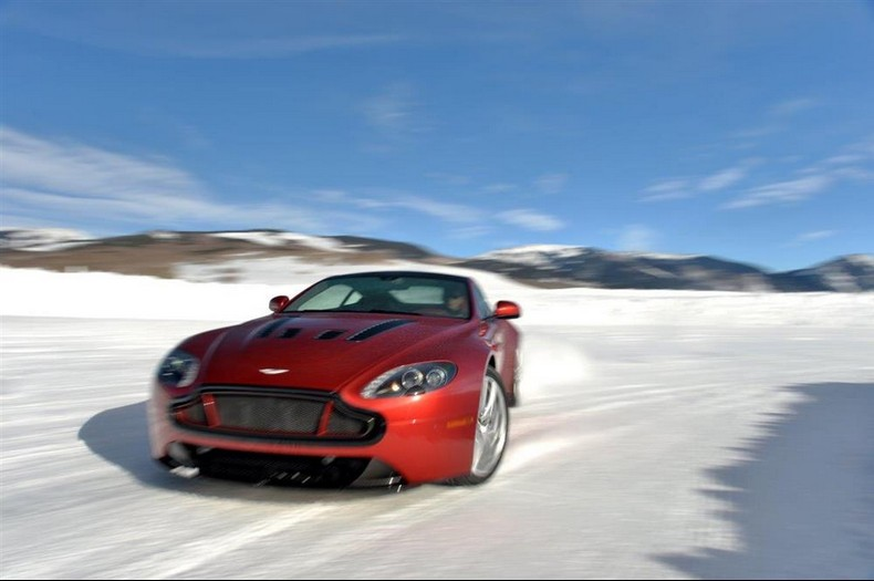 Aston Martin On Ice 2016 in Colorado 11