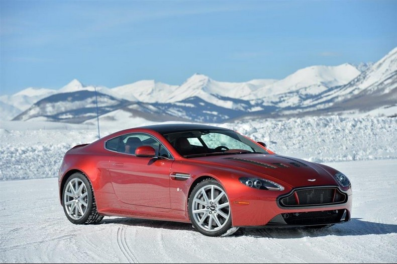 Aston Martin On Ice 2016 in Colorado 12