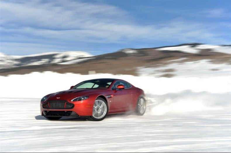 Aston Martin On Ice 2016 in Colorado 13