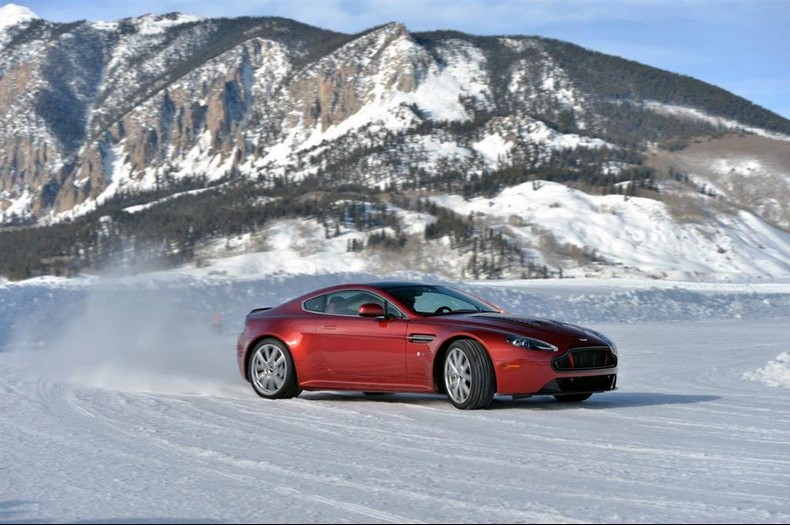 Aston Martin On Ice 2016 in Colorado 14