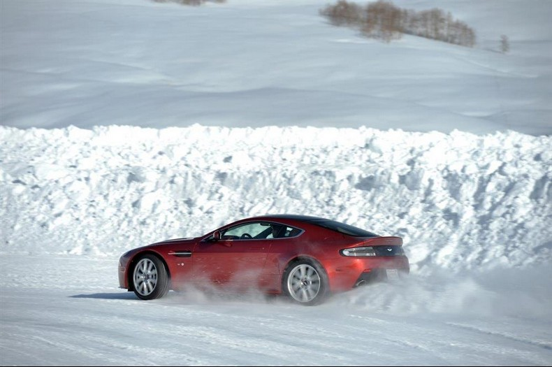 Aston Martin On Ice 2016 in Colorado 15