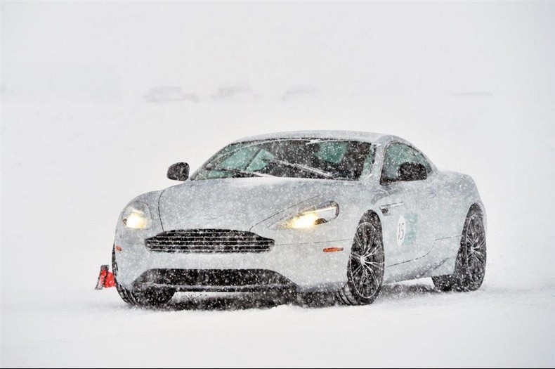 Aston Martin On Ice 2016 in Colorado 16