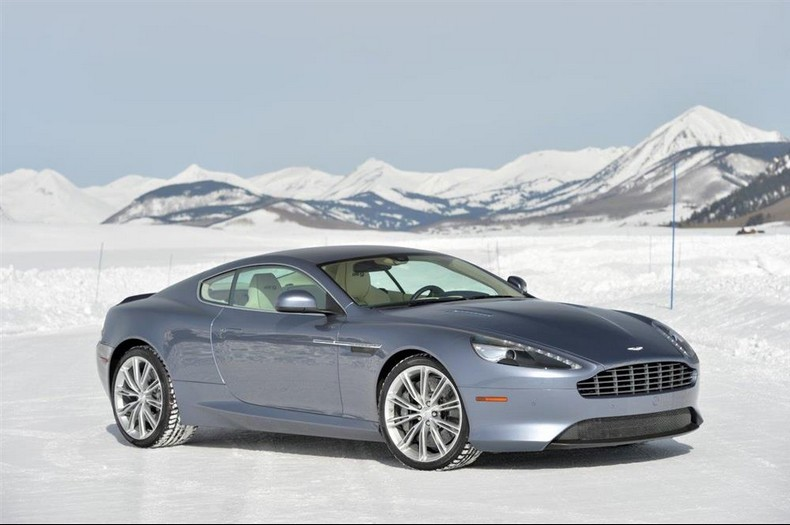 Aston Martin On Ice 2016 in Colorado 17