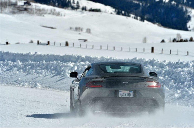 Aston Martin On Ice 2016 in Colorado 18
