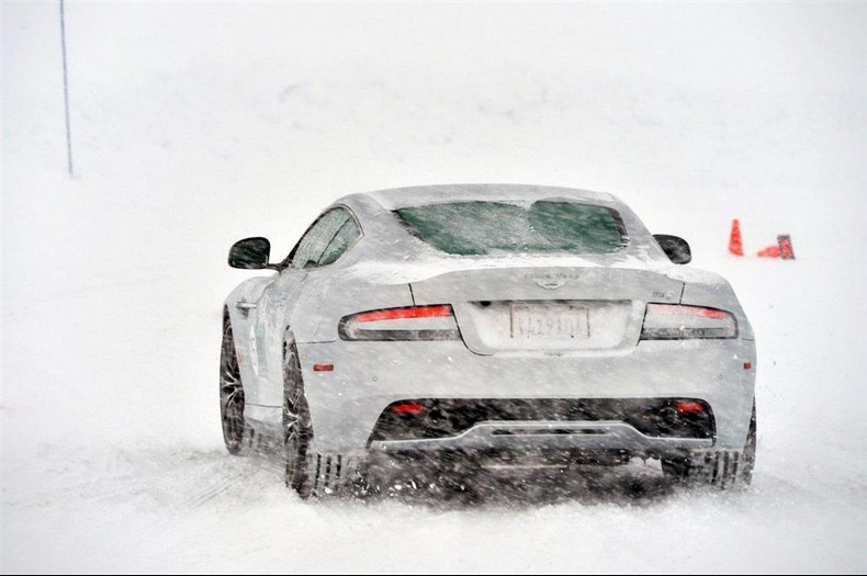 Aston Martin On Ice 2016 in Colorado 19