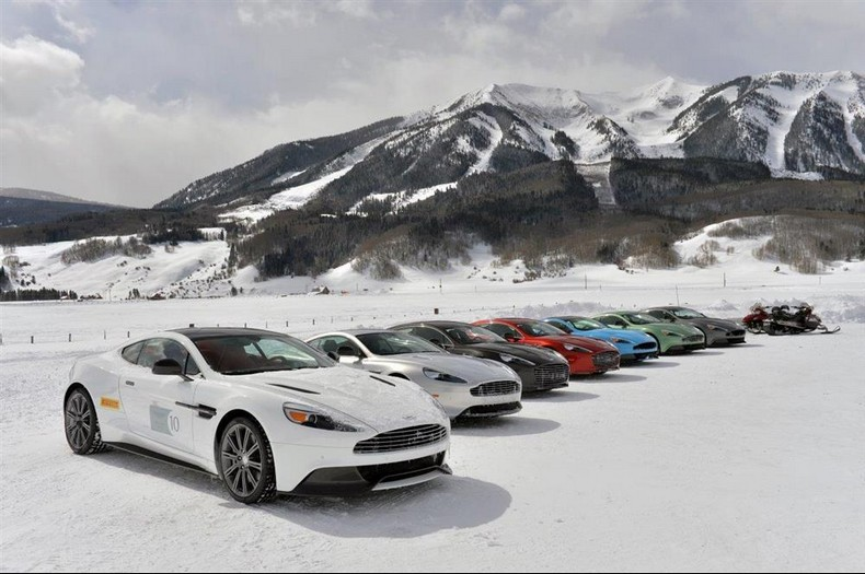 Aston Martin On Ice 2016 in Colorado 20