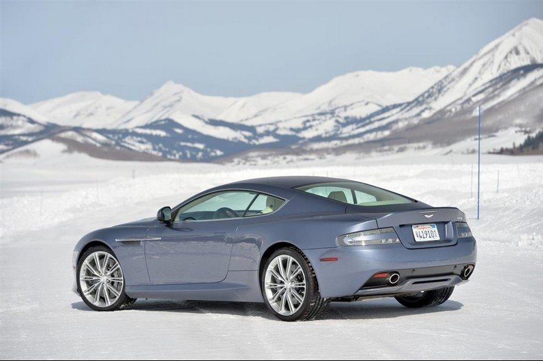 Aston Martin On Ice 2016 in Colorado 21