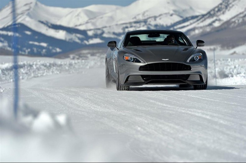 Aston Martin On Ice 2016 in Colorado 22