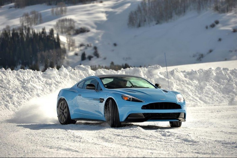 Aston Martin On Ice 2016 in Colorado 23