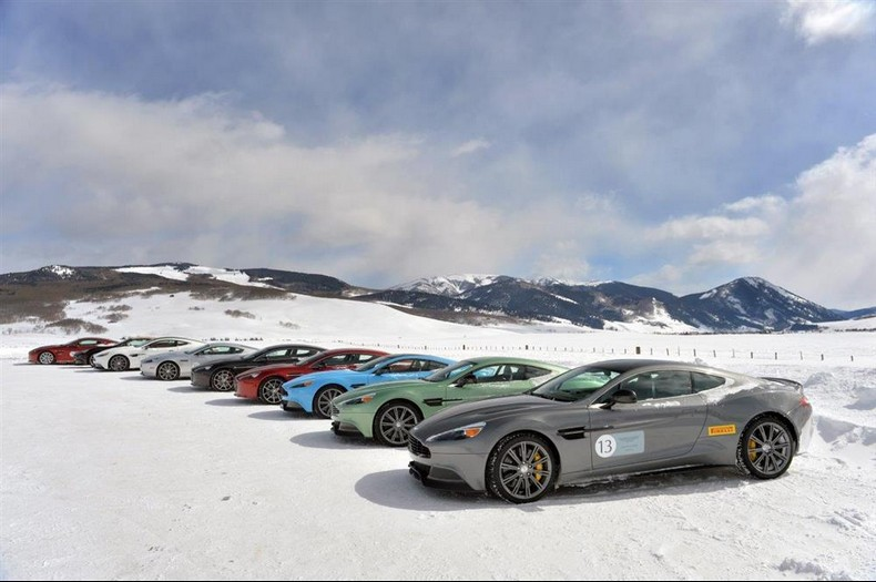 Aston Martin On Ice 2016 in Colorado 24
