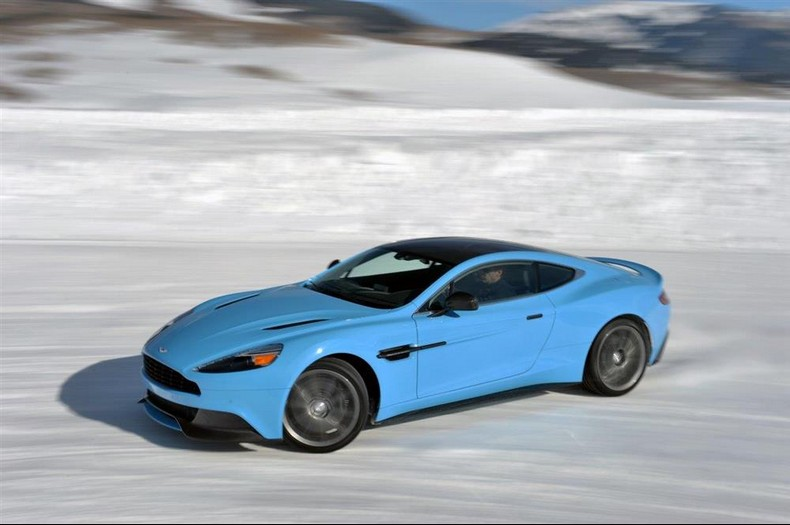 Aston Martin On Ice 2016 in Colorado 25